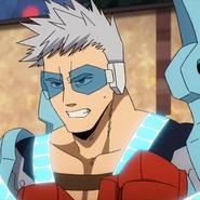 Mr.Plastic (My Hero Academia)