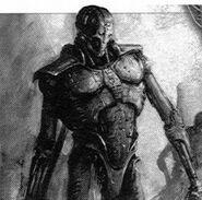 Necron Pariah