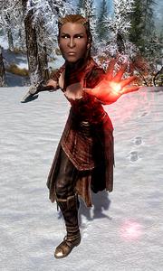 Vampire Skyrim