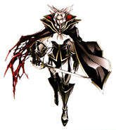 Boris Tepes Dracula (Shaman King)