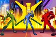 Flex Fighters (Stretch Armstrong and the Flex Fighters)