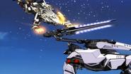 Liger Zero vs Berserk Fury