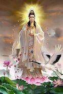 Chinese-Goddess Guanyiun