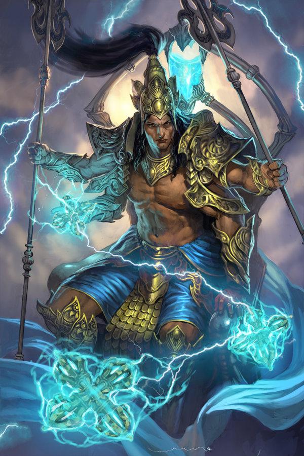 primordial lightning manipulation superpower wiki
