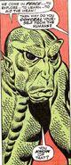 Badoon Marvel Comics