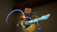 Djinn Blade (Ninjago) Soul Absorption