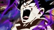 Goku in pain