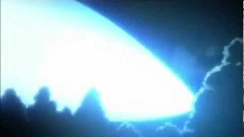 Ichigo Kurosaki's (Bleach) Sword Beam, the Getsuga Tensho!