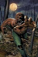 Jack Russell (Marvel Comics) Legion of Monsters Werewolf by Night Vol 1 1 Textless