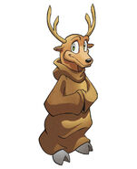 Friar Buck 01