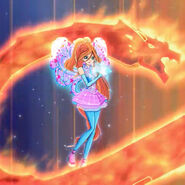 Winx Bloom Dragon's Flame