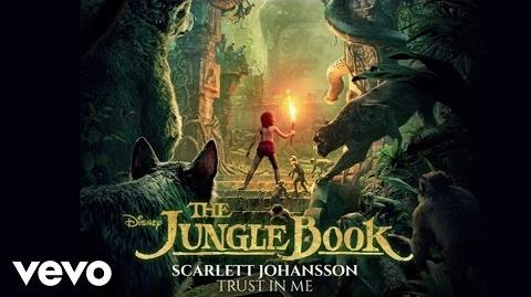 "Scarlett Johansson - Trust in Me (From ""The Jungle Book"" (Audio Only))"