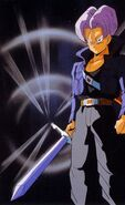 Trunks Sword