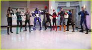 Various Superheroes