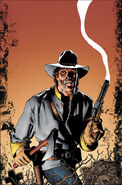 Jonah Hex, the uglist gun slinger