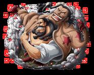 One Piece Kelly Funk Jake Jake no Mi