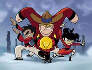 Xiaolin Dragons