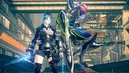 Astral Chain Legion and Controller