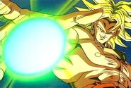 Broly's Blaster Shell
