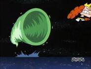 Buttercup (Powerpuff Girls) tornado