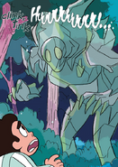 The Glass Ghost Steven Universe