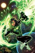 Jessica Cruz (DC Comics) Green Lanterns Vol 1 1 Textless Variant