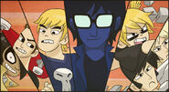 League of Evil Exes (Scott Pilgrim vs the World)