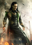 Loki Marvel Cinematic Universe