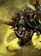 Malignant Plaguecaster Warhammer 40K