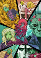 Brainiac Family by zaionic