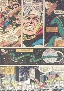 Thor-serpent