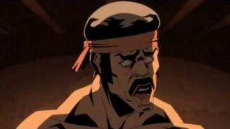 "Black Dynamite ""Black Dynamite Vs. The C.I.A Fight"" Season 1 Episode 7"
