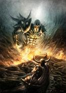 Dios del fuego by dibujante nocturno-d3fqff6