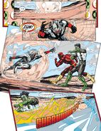 Speed Combat by Zum and Wally West