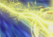 Ash Pikachu Electro Bolt