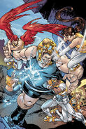 Frederick Dukes The Blob (Marvel Comics) New X-Men Vol 2 15 Textless
