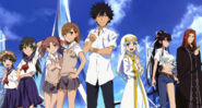 Main Characters (To Aru Majutsu no Index)