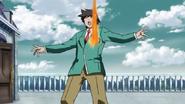 Tsukune Impaled