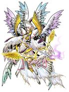 Angewomon X (Digimon)