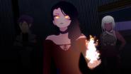 Cinder Fall fire