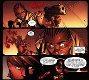 Deadpool's blade works