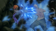 Jugo (Naruto) arm