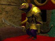 Komodo dragon Zhou Dan 2