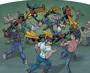 Unarmed Combat by Robin