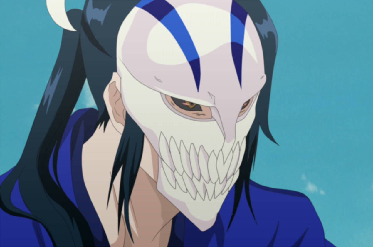 Ichigo Full Hollow Mask
