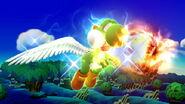 Yoshi Super Dragon Wii U