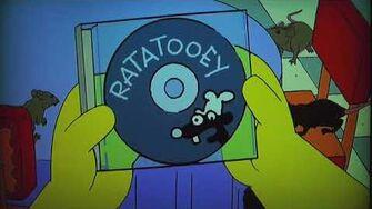 Ratatouille The Simpsons