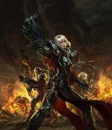 Sisters of Battle Adeptas Sororitas Warhammer 40K