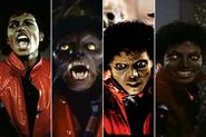 Thriller Different Forms