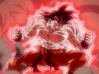 Goku Kaio-ken